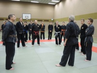 Kuk Sool Hapkido Training